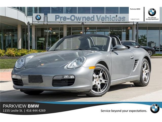 2005 Porsche Boxster Base (Stk: 20489A) in Toronto - Image 1 of 17