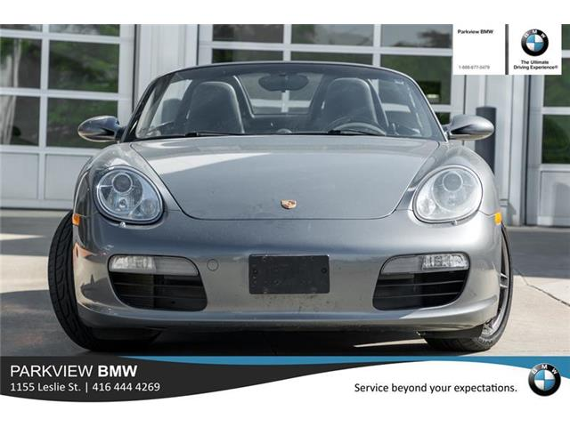 2005 Porsche Boxster Base (Stk: 20489A) in Toronto - Image 2 of 17