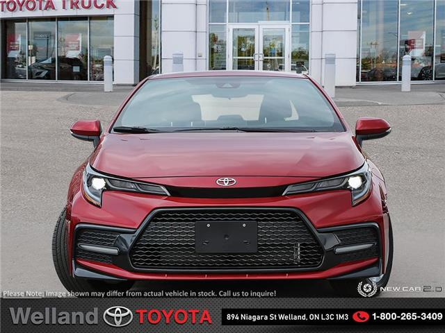 2020 Toyota Corolla SE (Stk: COR6631) in Welland - Image 2 of 24