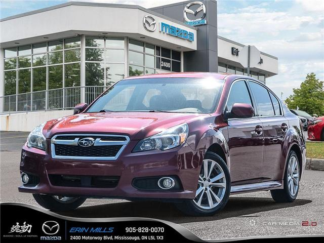 2014 Subaru Legacy 2.5i Convenience Package (Stk: P4495A) in Mississauga - Image 1 of 26