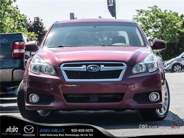 2014 Subaru Legacy 2.5i Convenience Package (Stk: P4495A) in Mississauga - Image 2 of 26