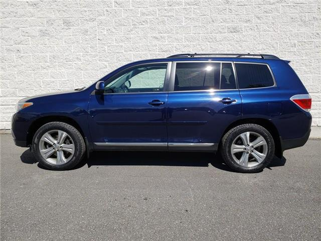 2013 Toyota Highlander  (Stk: HA049A) in Kingston - Image 1 of 29