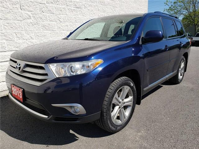 2013 Toyota Highlander  (Stk: HA049A) in Kingston - Image 2 of 29