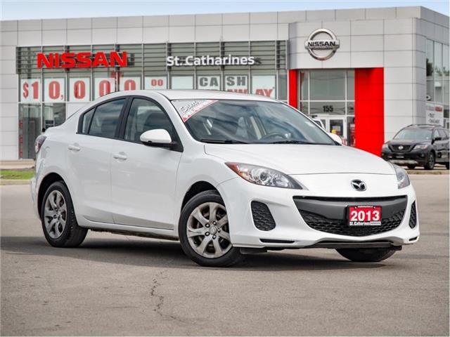 2013 Mazda Mazda3 GX GX at at $10988 for sale in St