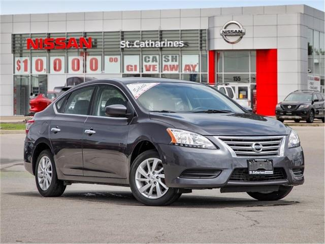 2015 Nissan Sentra  (Stk: P2345) in St. Catharines - Image 1 of 28