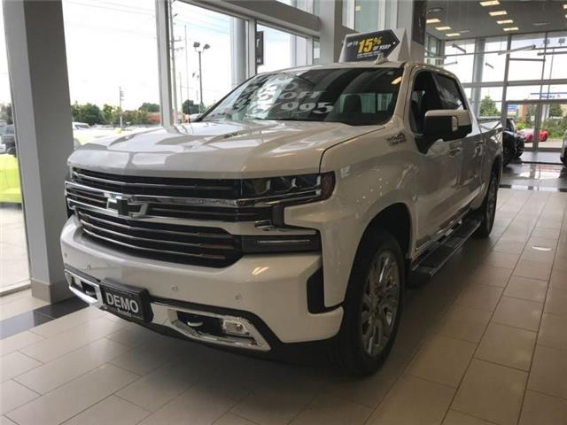 2019 Chevrolet Silverado 1500 High Country (Stk: Z151671) in Newmarket - Image 1 of 22