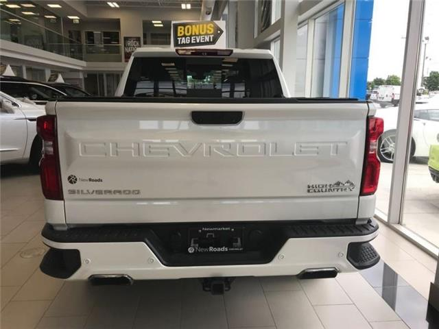 2019 Chevrolet Silverado 1500 High Country (Stk: Z151671) in Newmarket - Image 4 of 22