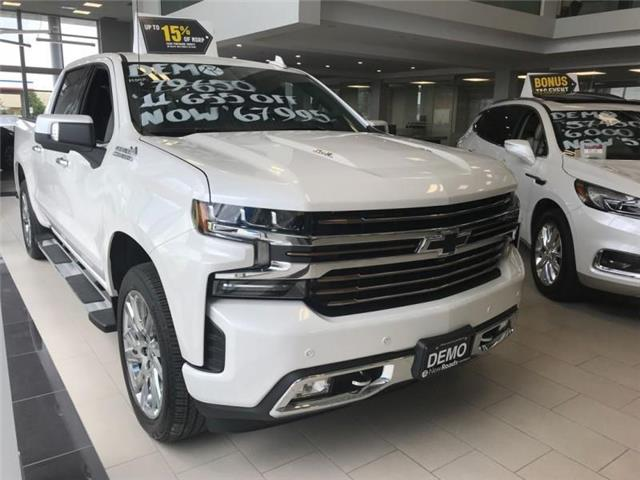 2019 Chevrolet Silverado 1500 High Country (Stk: Z151671) in Newmarket - Image 6 of 22