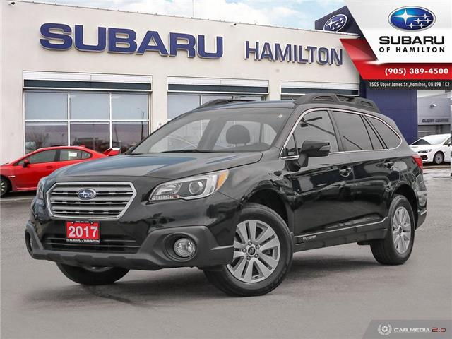2017 Subaru Outback 2.5i Touring (Stk: S7722A) in Hamilton - Image 1 of 27