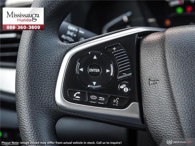 2019 Honda CR-V LX (Stk: 326622) in Mississauga - Image 15 of 23