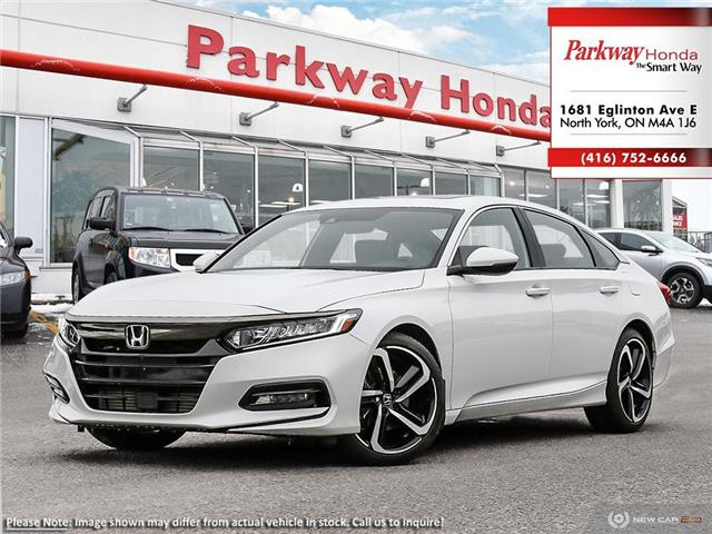 2019 Honda Accord Sport 1.5T (Stk: 928104) in North York - Image 1 of 23