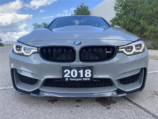 2018 BMW M3 Base (Stk: P1504) in Barrie - Image 11 of 19