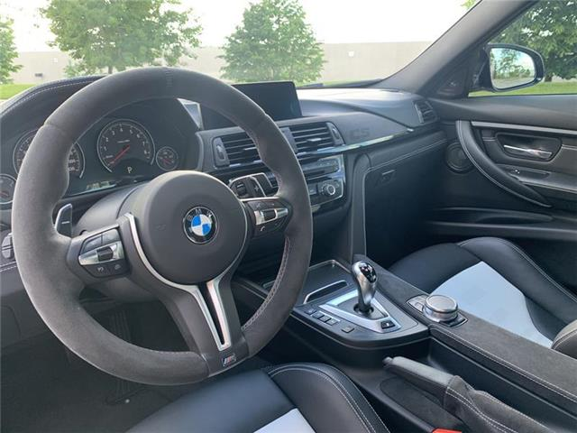 2018 BMW M3 Base (Stk: P1504) in Barrie - Image 14 of 19