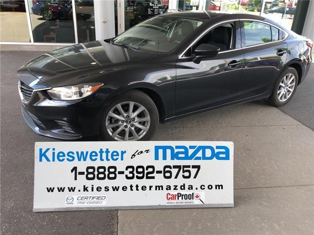 2016 Mazda MAZDA6 GX (Stk: U3820) in Kitchener - Image 1 of 25
