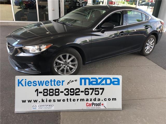 2016 Mazda MAZDA6 GX (Stk: U3820) in Kitchener - Image 2 of 25
