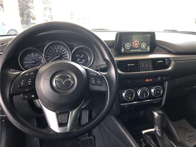 2016 Mazda MAZDA6 GX (Stk: U3820) in Kitchener - Image 12 of 25