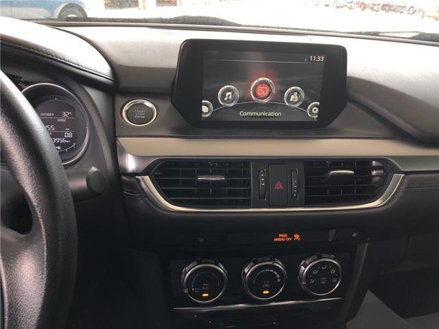 2016 Mazda MAZDA6 GX (Stk: U3820) in Kitchener - Image 18 of 25