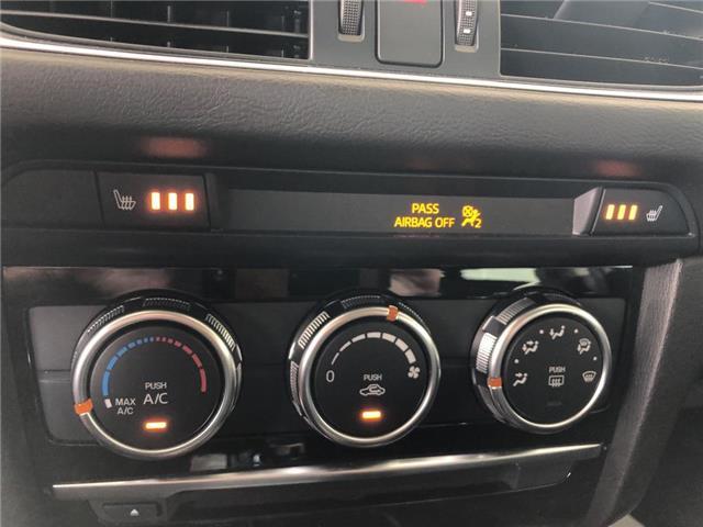 2016 Mazda MAZDA6 GX (Stk: U3820) in Kitchener - Image 19 of 25