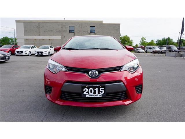 2015 Toyota Corolla  (Stk: HU827) in Hamilton - Image 3 of 36