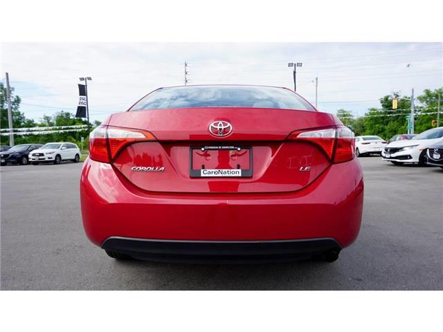 2015 Toyota Corolla  (Stk: HU827) in Hamilton - Image 7 of 36