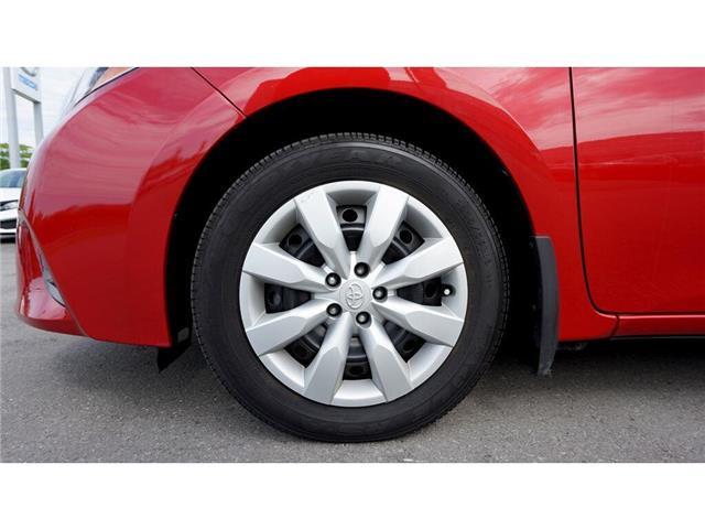 2015 Toyota Corolla  (Stk: HU827) in Hamilton - Image 11 of 36