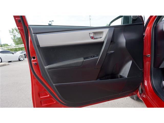 2015 Toyota Corolla  (Stk: HU827) in Hamilton - Image 13 of 36