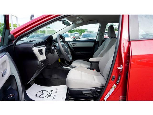 2015 Toyota Corolla  (Stk: HU827) in Hamilton - Image 15 of 36