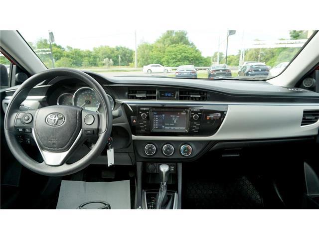 2015 Toyota Corolla  (Stk: HU827) in Hamilton - Image 28 of 36