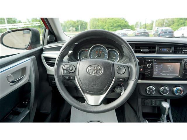2015 Toyota Corolla  (Stk: HU827) in Hamilton - Image 29 of 36