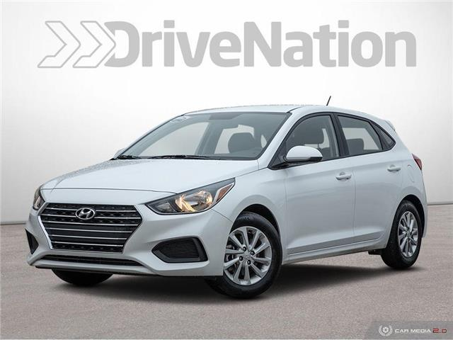 2019 Hyundai Accent Preferred (Stk: NE216) in Calgary - Image 1 of 27