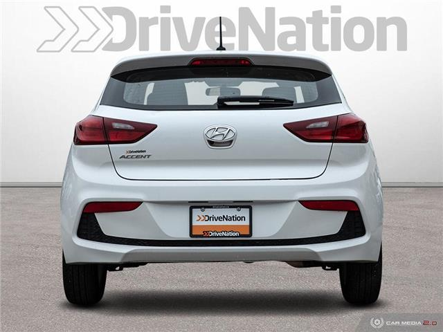 2019 Hyundai Accent Preferred (Stk: NE216) in Calgary - Image 5 of 27