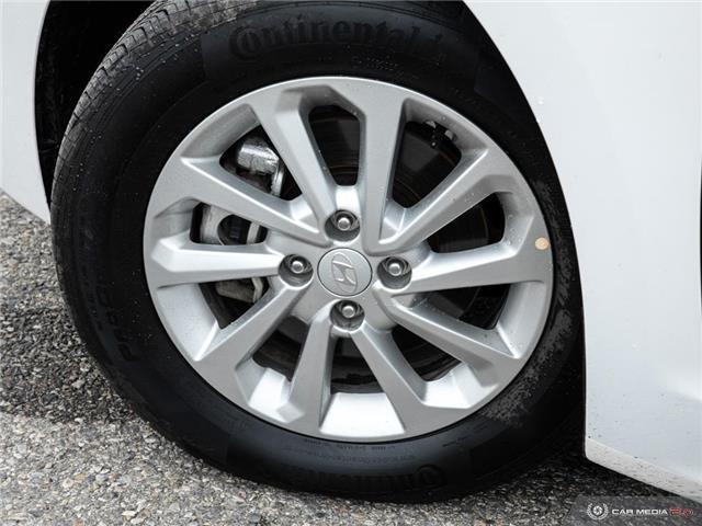 2019 Hyundai Accent Preferred (Stk: NE216) in Calgary - Image 6 of 27