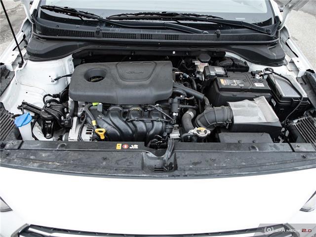 2019 Hyundai Accent Preferred (Stk: NE216) in Calgary - Image 8 of 27