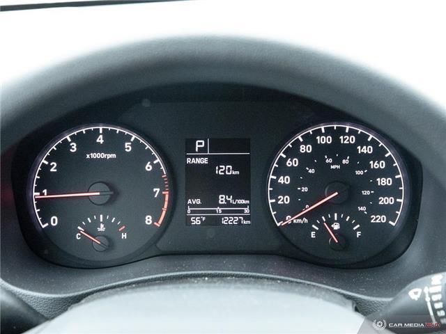 2019 Hyundai Accent Preferred (Stk: NE216) in Calgary - Image 15 of 27