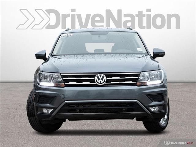 2018 Volkswagen Tiguan Trendline (Stk: NE222) in Calgary - Image 2 of 27