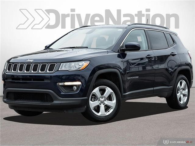 2018 Jeep Compass North 3C4NJDBB3JT422180 NE215 in Calgary