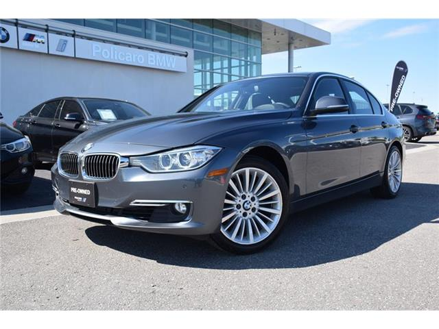 2015 BMW 328i xDrive (Stk: PR88870) in Brampton - Image 1 of 21