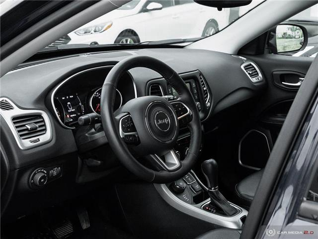 2018 Jeep Compass North (Stk: NE215) in Calgary - Image 12 of 27
