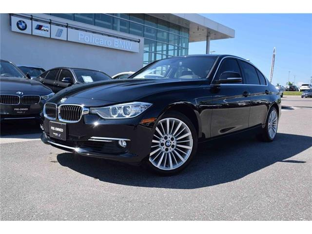 2015 BMW 328i xDrive (Stk: PT17428) in Brampton - Image 1 of 21