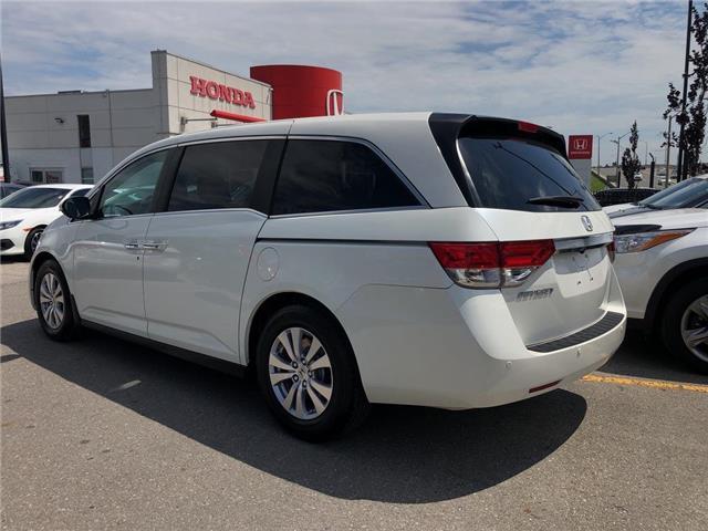 2016 Honda Odyssey EX-L (Stk: 57693EA) in Scarborough - Image 2 of 23