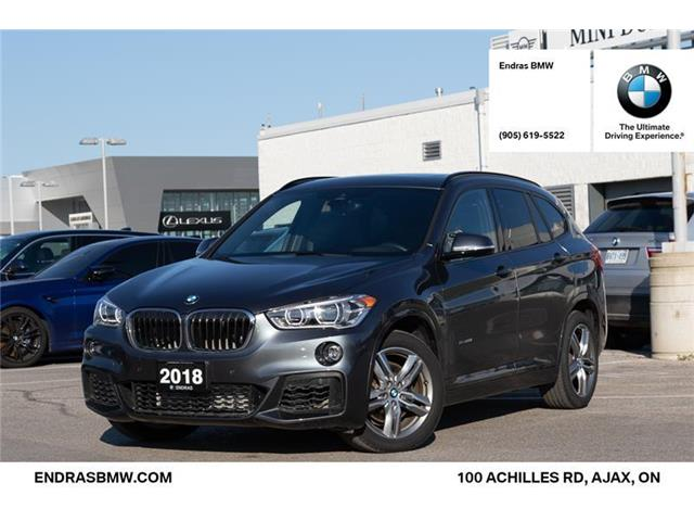 2018 BMW X1 xDrive28i (Stk: P5912) in Ajax - Image 1 of 21