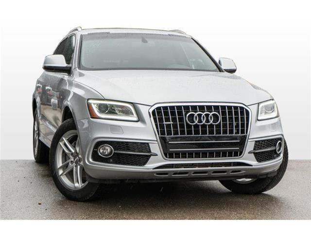 2014 Audi Q5 2.0 Technik (Stk: N5268B) in Calgary - Image 1 of 18