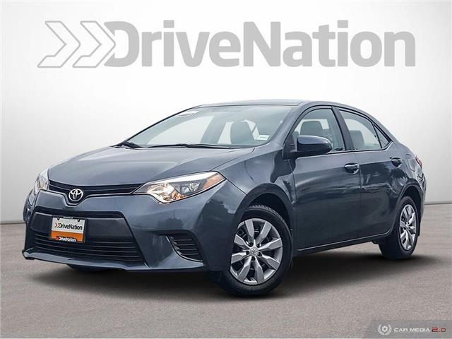 2016 Toyota Corolla LE (Stk: G0198) in Abbotsford - Image 1 of 25