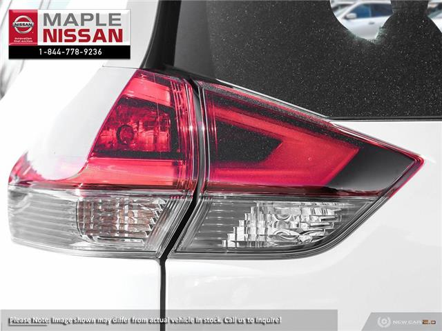 2019 Nissan Rogue SV (Stk: M19R233) in Maple - Image 10 of 22