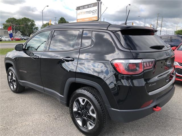 2018 Jeep Compass Trailhawk (Stk: -) in Kemptville - Image 3 of 30