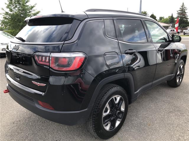 2018 Jeep Compass Trailhawk (Stk: -) in Kemptville - Image 5 of 30
