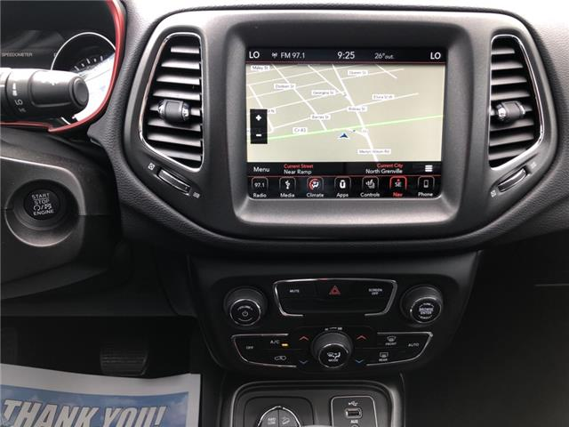 2018 Jeep Compass Trailhawk (Stk: -) in Kemptville - Image 18 of 30