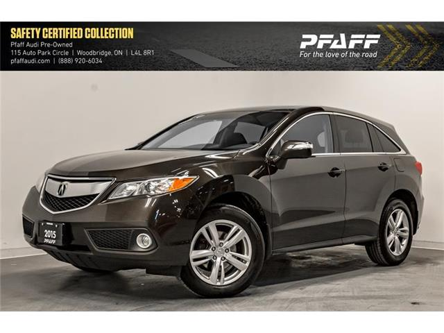 2015 Acura RDX Base (Stk: T16630A) in Woodbridge - Image 1 of 22