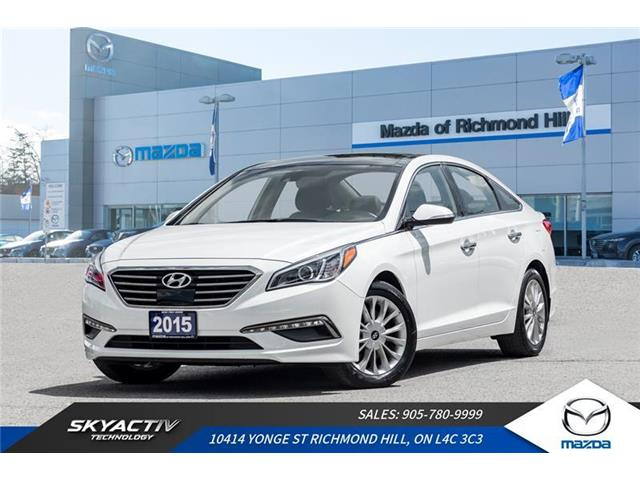 2015 Hyundai Sonata Limited (Stk: 19-541A) in Richmond Hill - Image 1 of 20