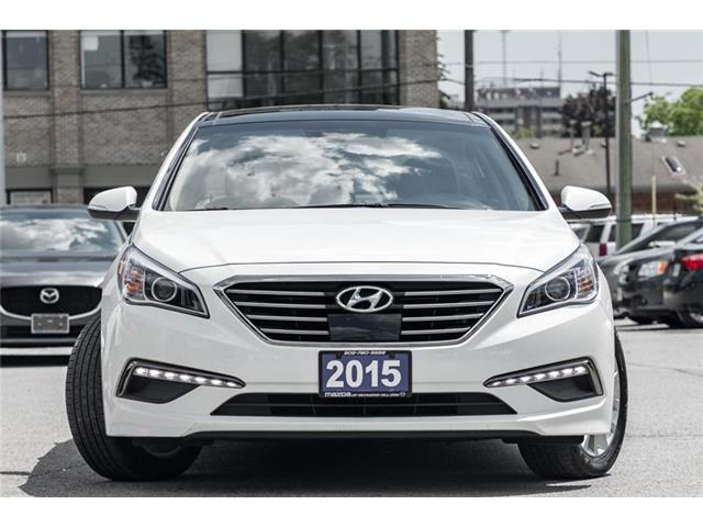2015 Hyundai Sonata Limited (Stk: 19-541A) in Richmond Hill - Image 2 of 20